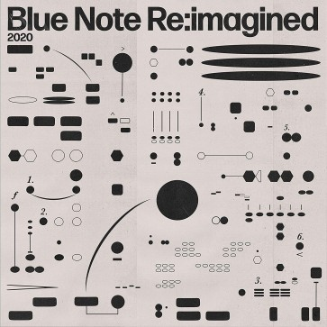 BLUE NOTE RE:IMAGINED 2CD