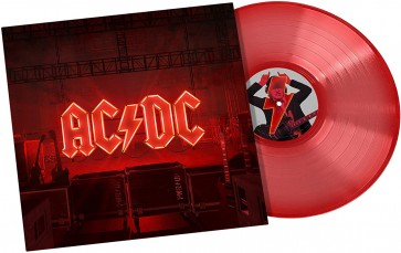 POWER UP RED CD