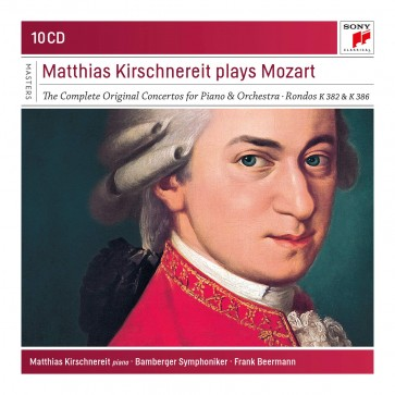 MOZART: THE PIANO CONCERTOS 10CD