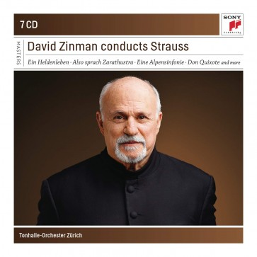 RICHARD STRAUSS: ORCHESTRAL WORKS 7CD