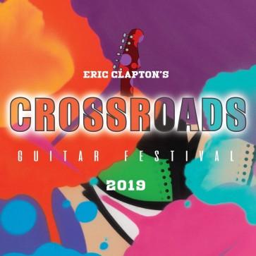 ERIC CLAPTON'S CROSSROADS GUITAR FESTIVAL 2019 (2DVD)