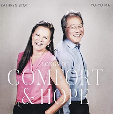 SONGS OF COMFORT AND HOPE CD