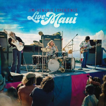 LIVE IN MAUI 3LP+BD