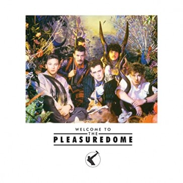 WELCOME TO THE PLEASUREDOM CD