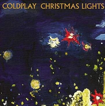 CHRISTMAS LIGHTS (LP SINGLE LIMITED BLUE )