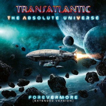 THE ABSOLUTE UNIVERSE: FOREVERMORE 3 LP TURQUOISE + 2CD