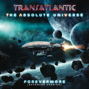 THE ABSOLUTE UNIVERSE: FOREVERMORE 3LP GREEN + 2CD