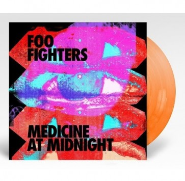 MEDICINE AT MIDNIGHT ORANGE LP