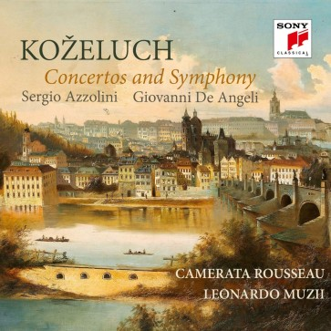 KOZELUCH: CONCERTOS AND SYMPHONY CD