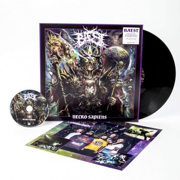 NECRO SAPIENS LP+CD