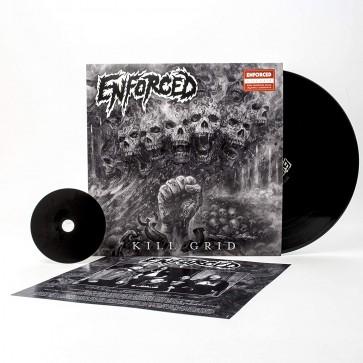 KILL GRID LP+CD