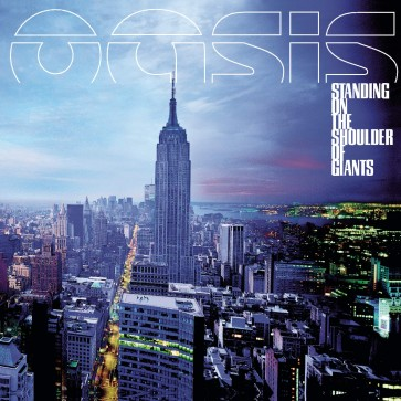 STANDING ON THE SHOULDER OF GIANTS LP