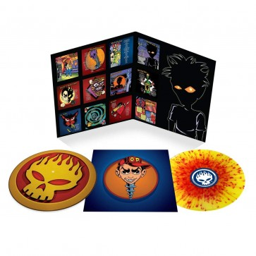 CONSPIRACY OF ONE (20TH ANNIVERSARY LIMITED DELUXE EDITION)LP