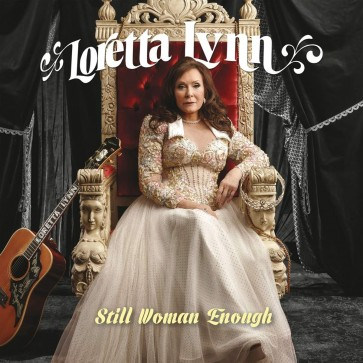 STILL WOMAN ENOUGH (CD)