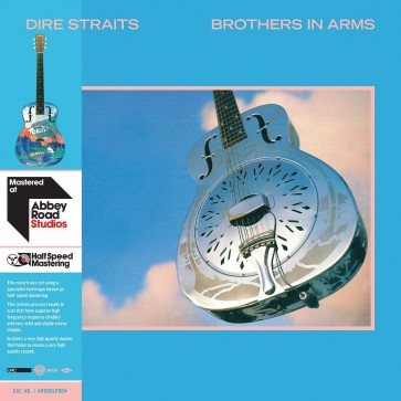 BROTHERS IN ARMS (HALF SPEED REMASTERED) 2LP