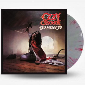 BLIZZARD OF OZZ EX-US COLOUR LP