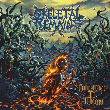 CONDEMNED TO MISERY (RE-ISSUE 2021) LP