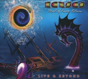POINT OF KNOW RETURN LIVE & BEYOND 2CD