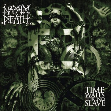 TIME WAITS FOR NO SLAVE BLACK LP