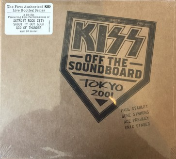 KISS OFF THE SOUNDBOARD: TOKYO 2001 2CD