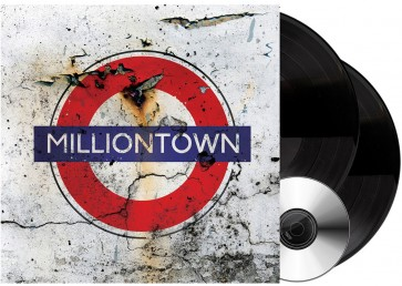 MILLIONTOWN (RE-ISSUE 2021) 2LP+CD