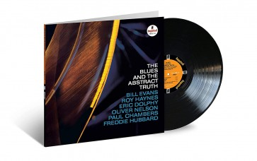 THE BLUES AND THE ABSTRACT LP