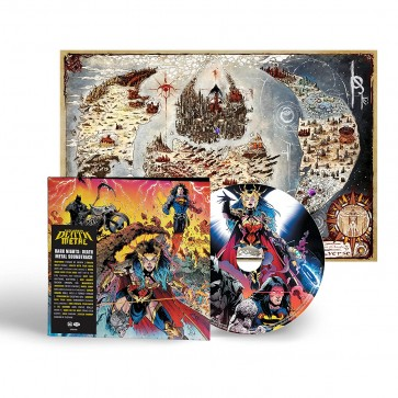 DARK NIGHTS: DEATH METAL SOUNDTRACK CD