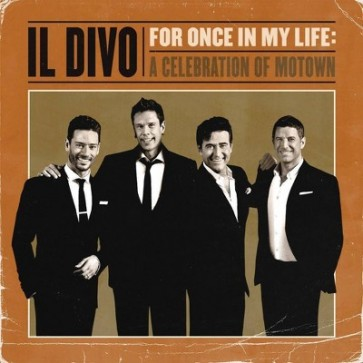FOR ONCE IN MY LIFE CD