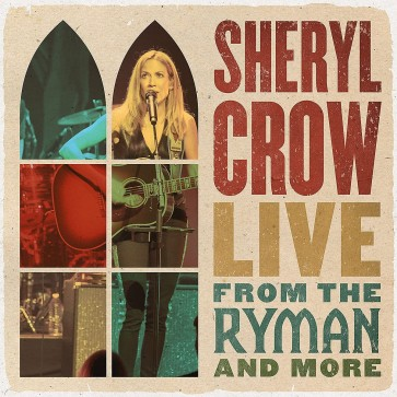 LIVE FROM THE RYMAN & MORE 2CD