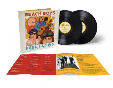 FEEL FLOWS THE SUNFLOWER & SURF'S UP SESSIONS 1969-1971 (2LP)