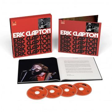 ERIC CLAPTON 4CD BOX