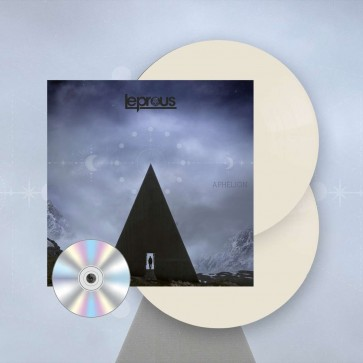 APHELION WHITE 2LP+CD