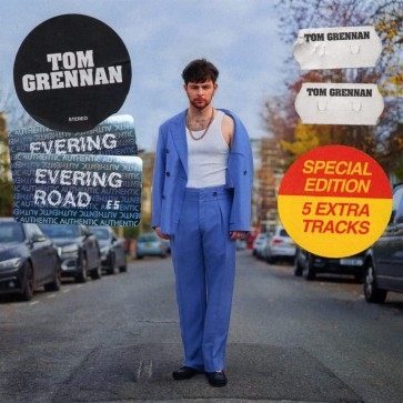 EVERING ROAD 2CD