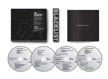 THE METALLICA BLACKLIST ALBUM 4CD