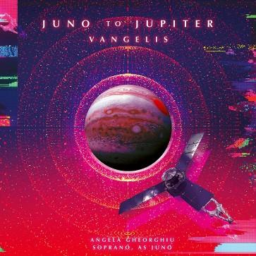 JUNO TO JUPITER CD