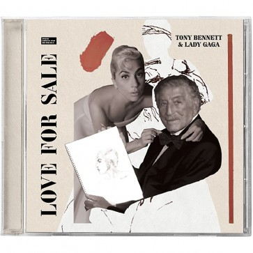 LOVE FOR SALE CD