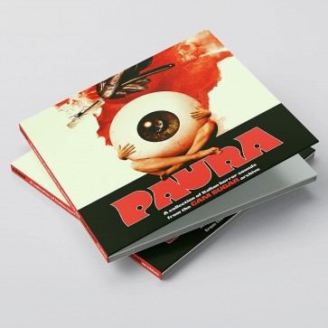 PAURA: A COLLECTION OF ITALIAN HORROR SOUNDS CD