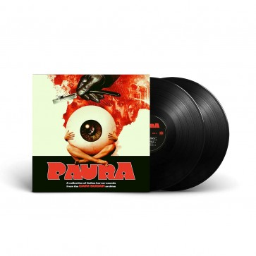 PAURA: A COLLECTION OF ITALIAN HORROR SOUNDS 2LP