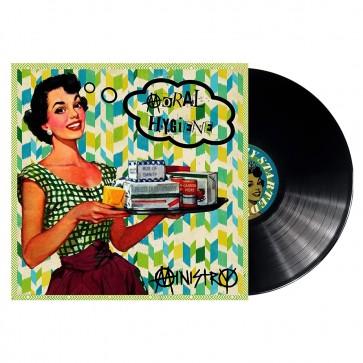 MORAL HYGIENE BLACK LP IN GATEFOLD
