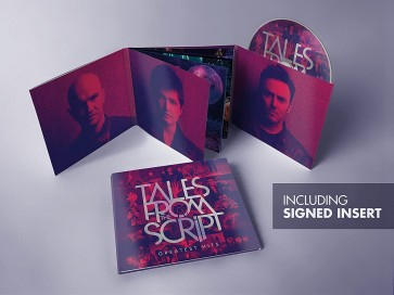 TALES FROM THE SCRIPT: GREATEST HITS CD