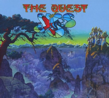 THE QUEST 2CD