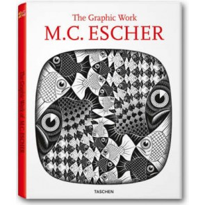 25 Escher - Graphic Work