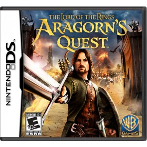 NDS THE LORD OF THE RINGS : ARAGORN'S QUEST (US)