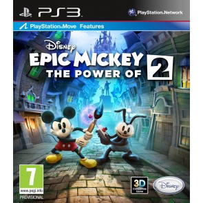 PS3 EPIC MICKEY 2 : THE POWER OF TWO (EU)