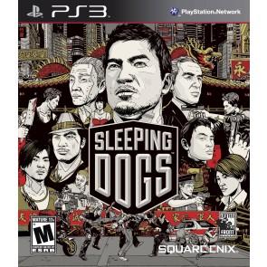PS3 SLEEPING DOGS (EU)
