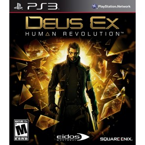 PS3 DEUS EX : HUMAN REVOLUTION (EU)