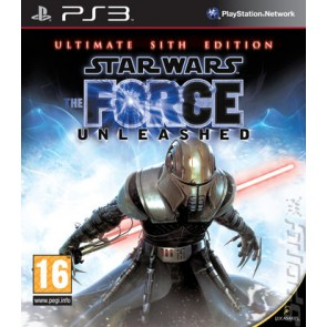 PS3 STAR WARS: THE FORCE UNLEASHED - ULTIMATE SITH EDITION