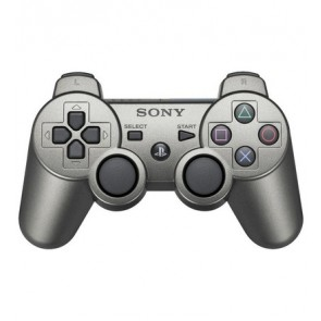 PS3 AC SONY SIXAXIS DUALSHOCK 3 WIREL C.SIL/