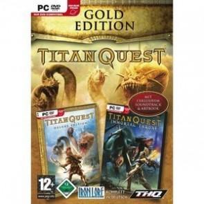 PCCD TITAN QUEST GOLD EDITION (GAME + EXPANSION) (EU)