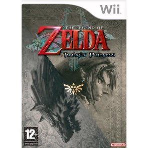 WII THE LEGEND OF ZELDA : TWILIGHT PRINCESS (EU)